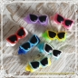 Preview: 1x Hundespange / Hundehaarspange Sonnenbrille A36
